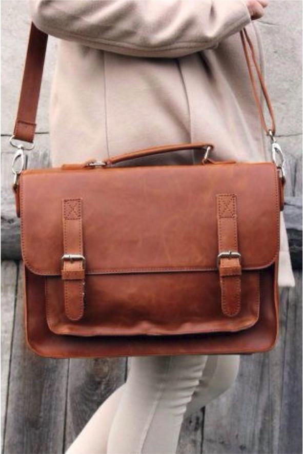Messenger bag (Сумка почтальона)