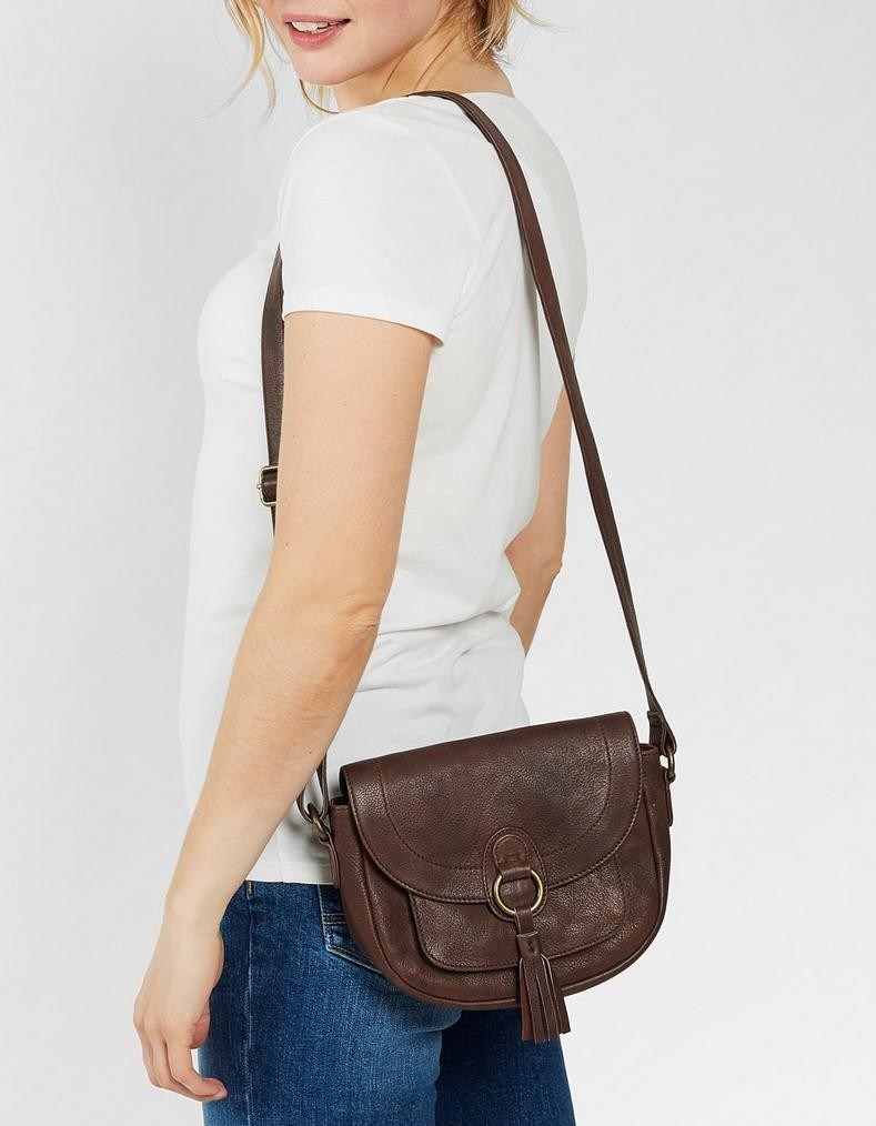 Saddle bag (Седельная/наплечная сумка)