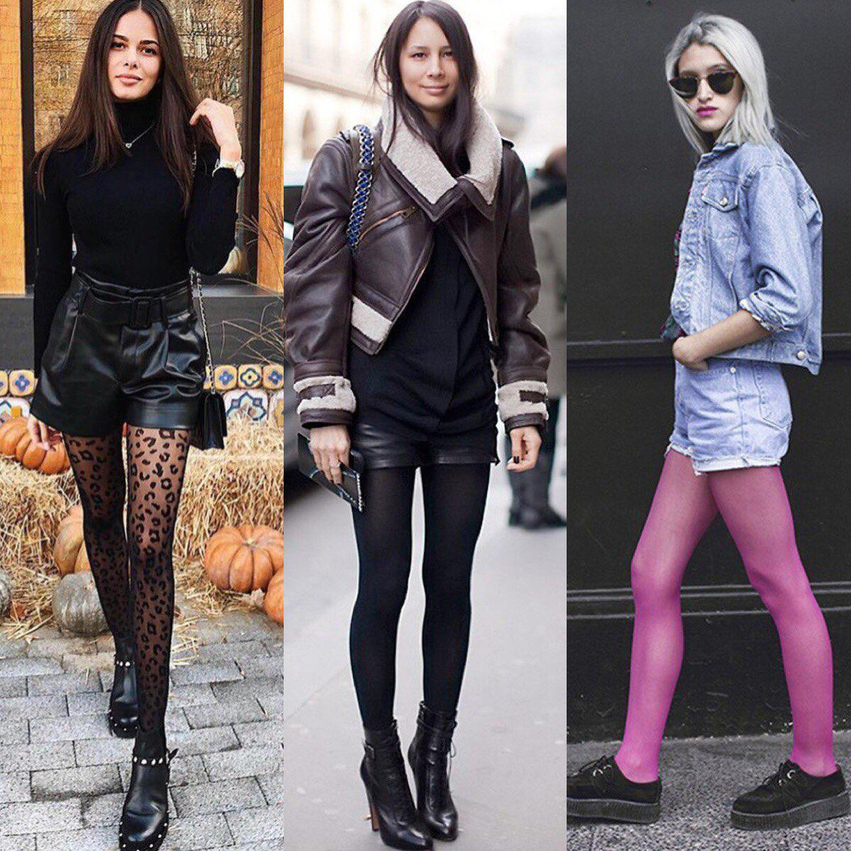 С чем носить женские шорты (фото)