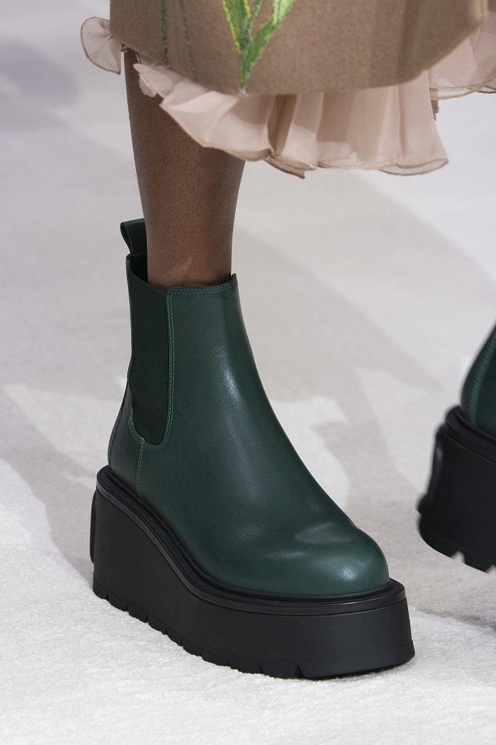 Обувные тренды осень-зима 2020/2021