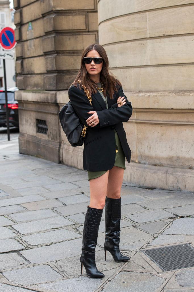 что носить осенью вместо куртки