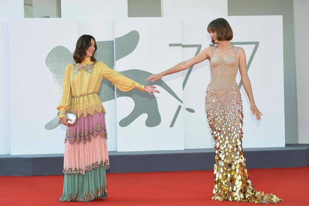 Венецианский кинофестиваль 2020. Джиа Коппола и Майя Хоук