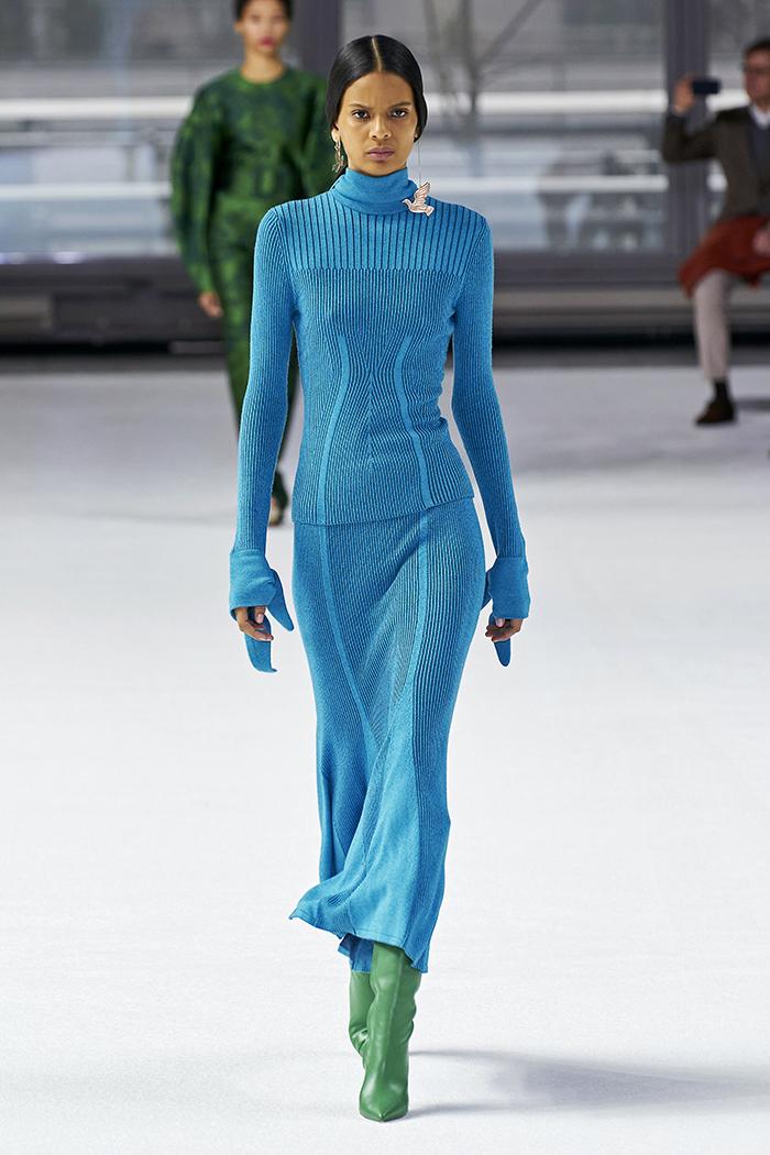 юбка осень-зима2020-2021