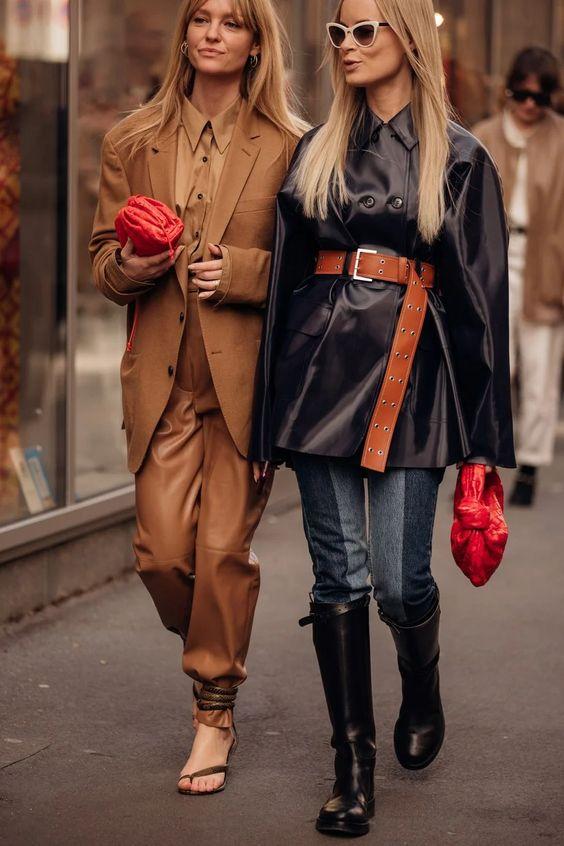 носить резиновые сапоги стильно