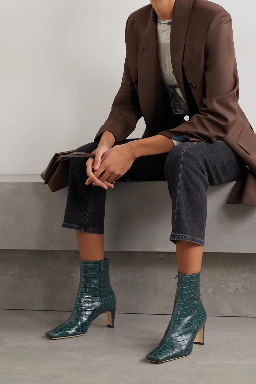 актуальная обувь осень-зима