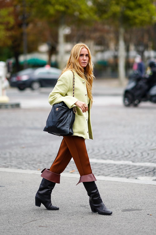 как модно носить старые вещи