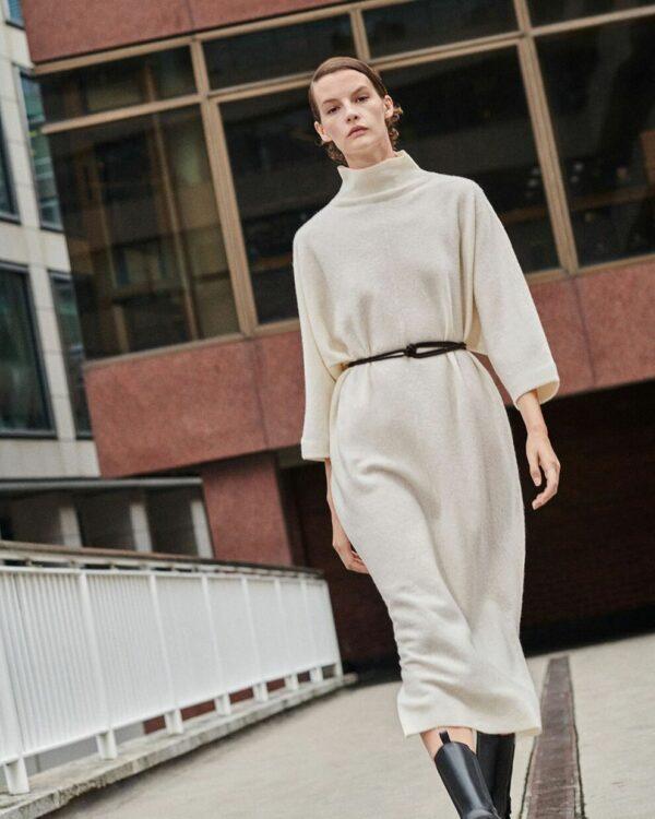 стильные платья осень-зима 2020-2021