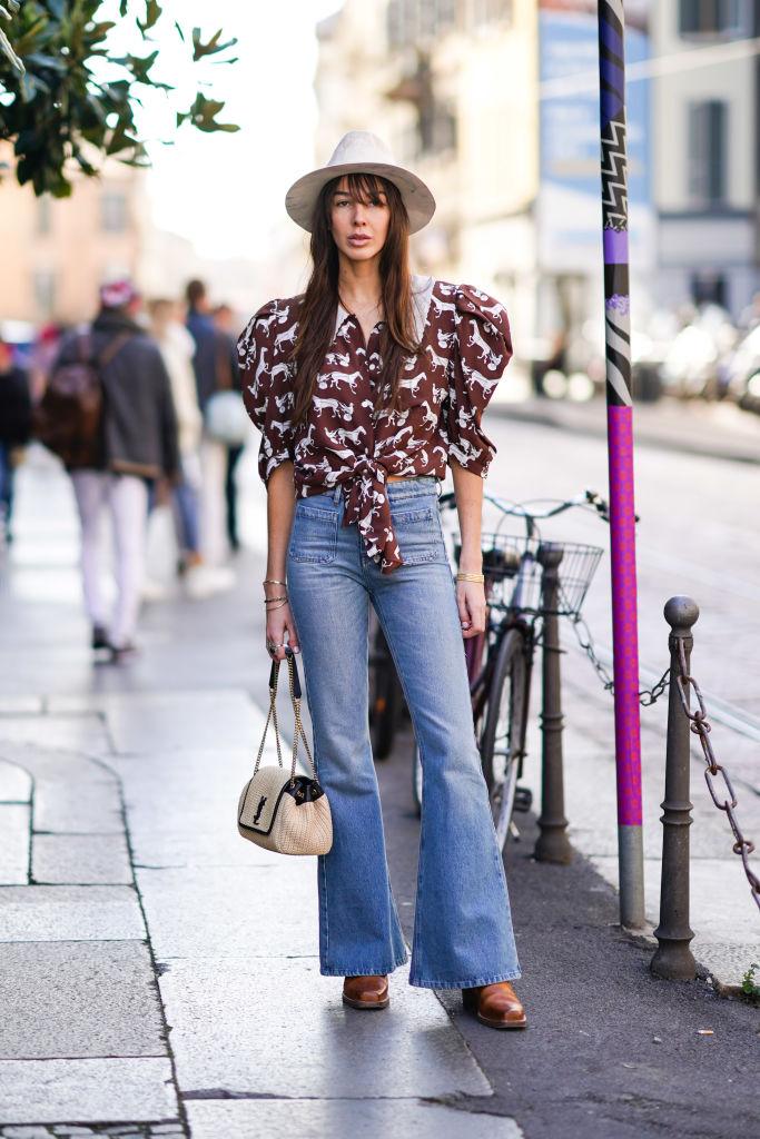 какие джинсы купить этой осенью