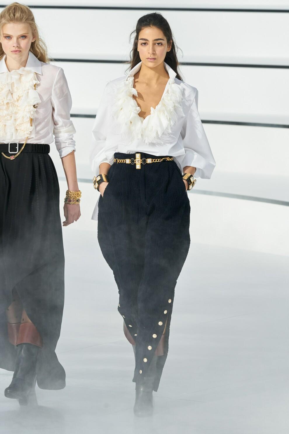 вельветовые брюки 2021