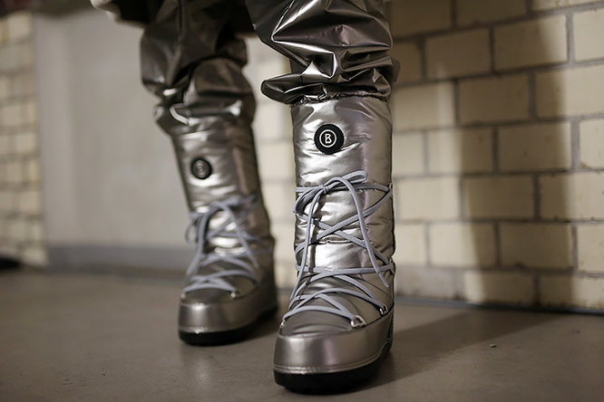 устаревшие модели ботинок