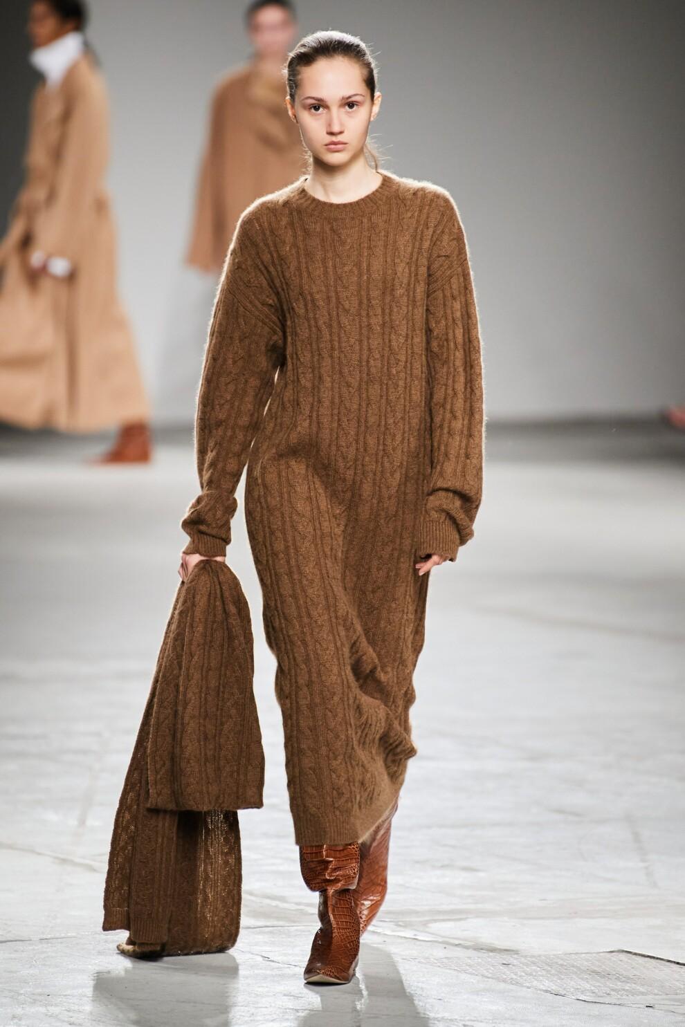 модные шарфы осень 2020