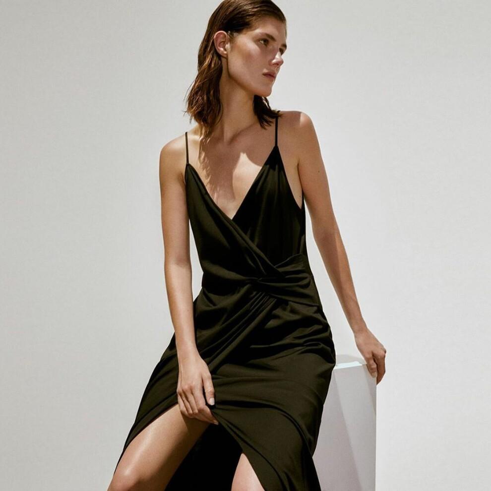 модное платье 2020