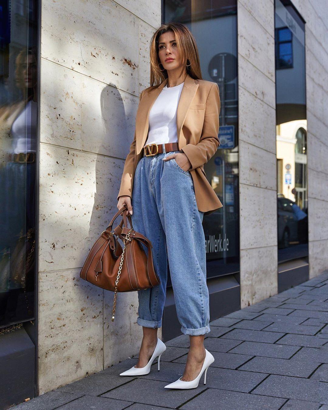 модные джинсы нового сезона осень-зима