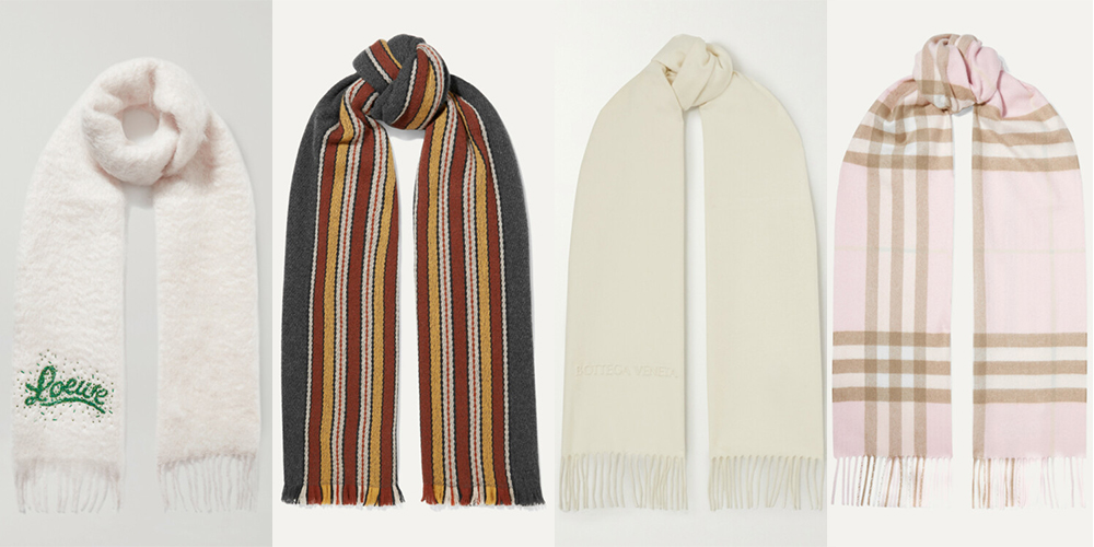 шарфы 2020
