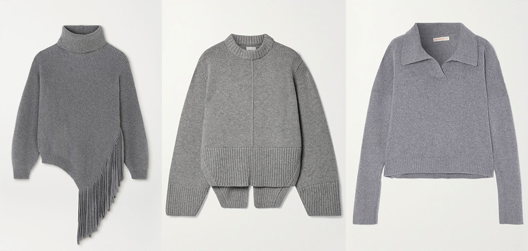 какие свитера носить зимой-весной 2021