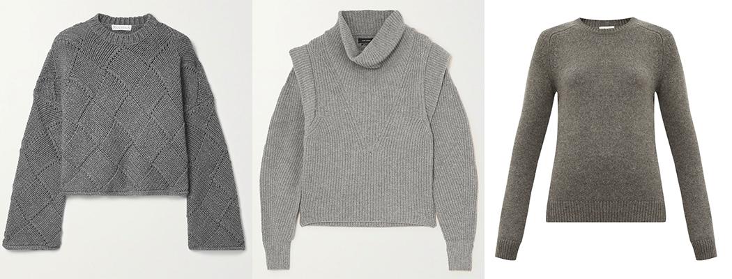 актуальные свитера зима-весна 2021
