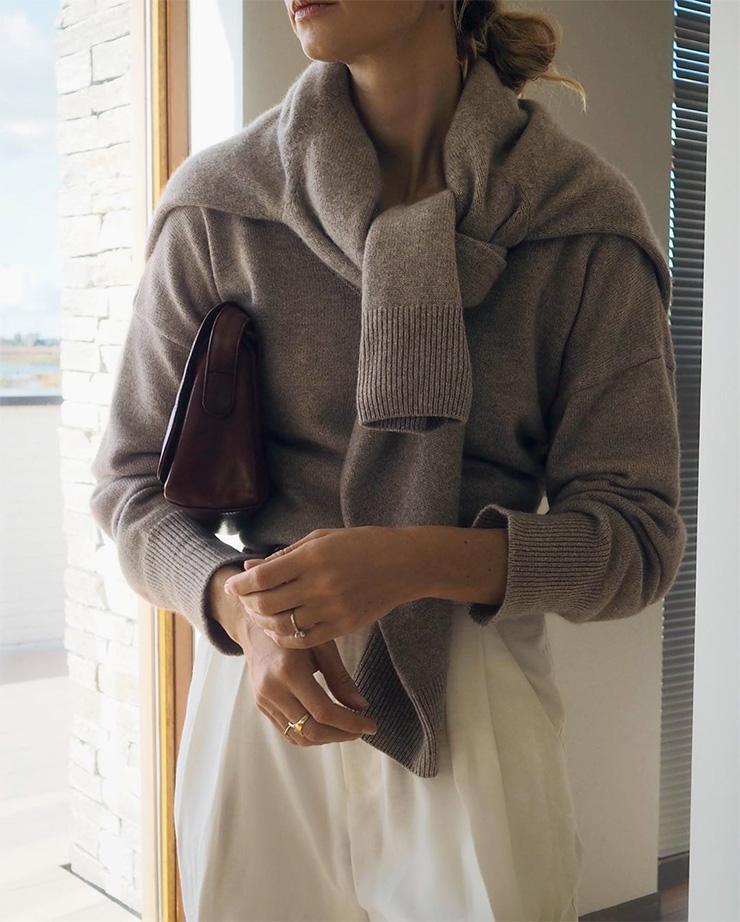 зимний свитер 2021