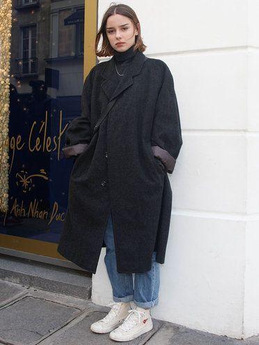 оверсайз пальто луки 2021