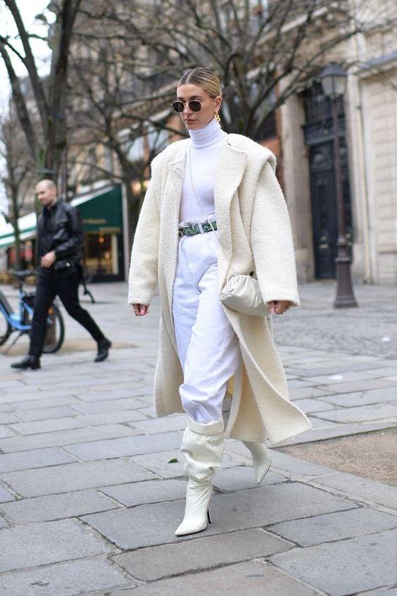 белое пальто луки 2021
